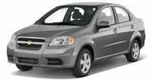 Chevrolet Aveo III ГБО