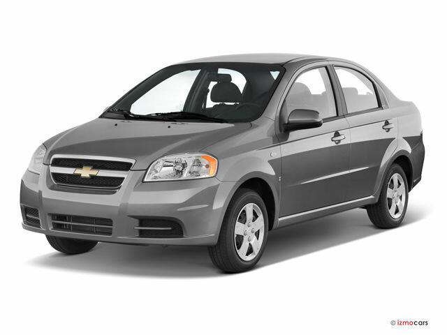 фото-2 Chevrolet Aveo III ГБО