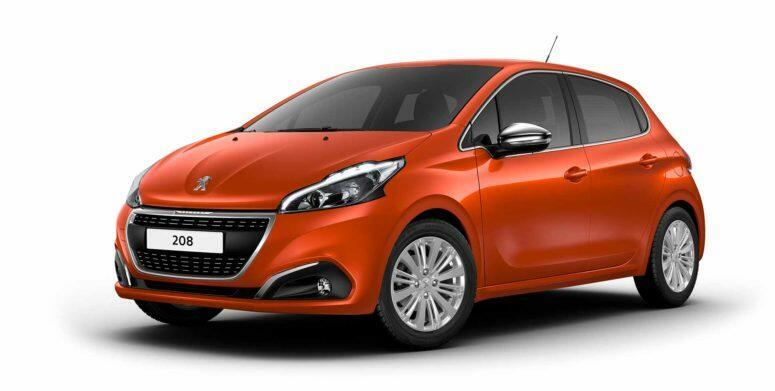 аренда Peugeot 208 в Киеве недорого