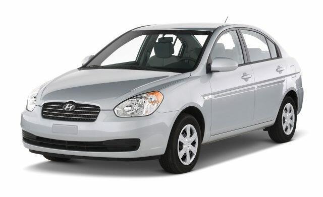 аренда Hyundai Accent LPG в in Borispol недорого