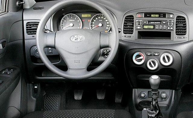 фото-2 Hyundai Accent LPG