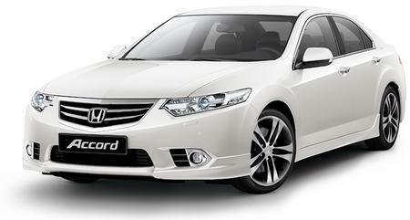 аренда Honda Accord в Херсоні недорого