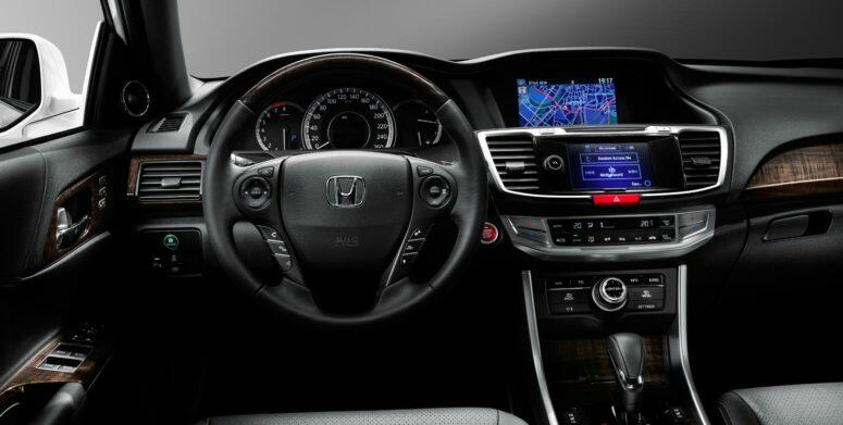 фото-2 Honda Accord new