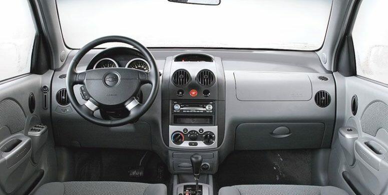 фото-2 Chevrolet Aveo I ГБО