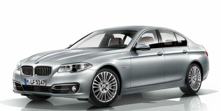 аренда BMW 5 в Херсоне недорого
