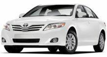 Toyota Camry ГБО