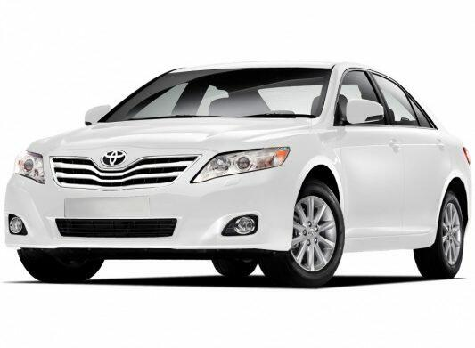 аренда Toyota Camry в in Odessa недорого