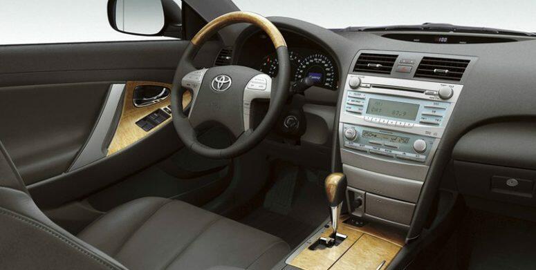 фото-2 Toyota Camry 45
