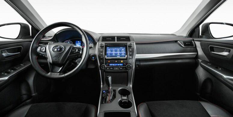 фото-2 Toyota Camry 55 USA