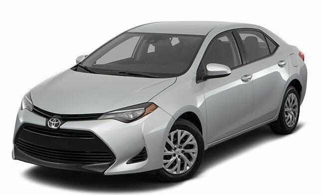 аренда Toyota Corolla new в Киеве недорого