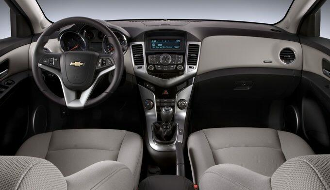фото-2 Chevrolet Cruze LPG