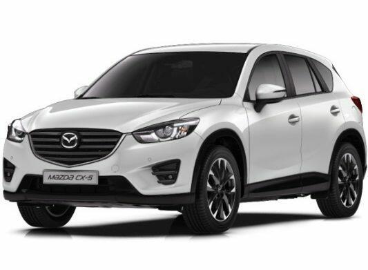 аренда Mazda CX 5 в in Kiev недорого