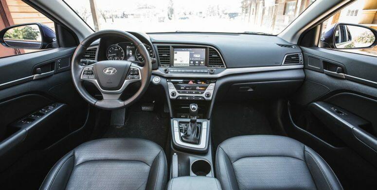 фото-2 Hyundai Elantra 2018