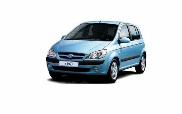 аренда Hyundai Getz в in Odessa недорого