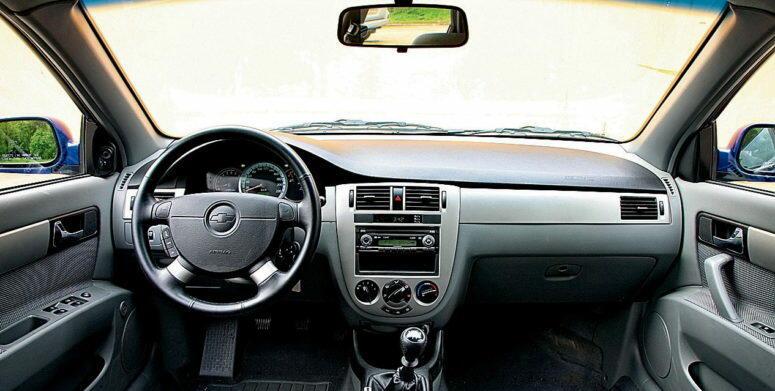 фото-2 Chevrolet Lacetti