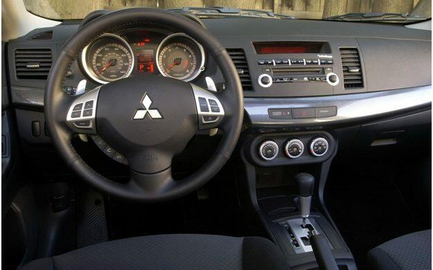 фото-2 Mitsubishi Lancer
