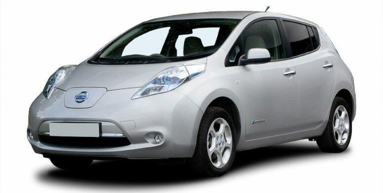 аренда Nissan Leaf в Борисполі недорого