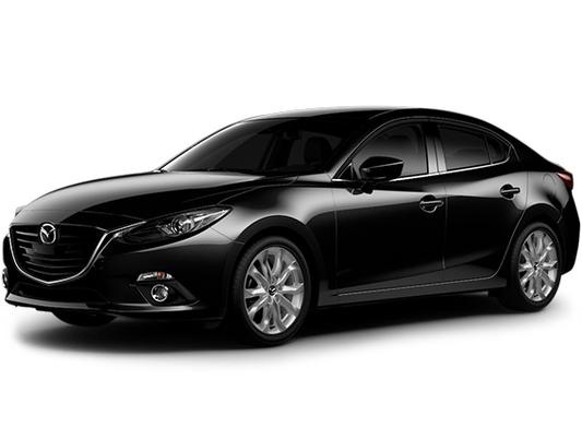 аренда Mazda 3 New в Борисполе недорого