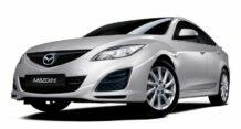Mazda 6 ГБО
