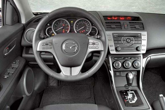 фото-3 Mazda 6 ГБО