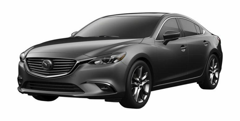 аренда Mazda 6 new в in Kiev недорого