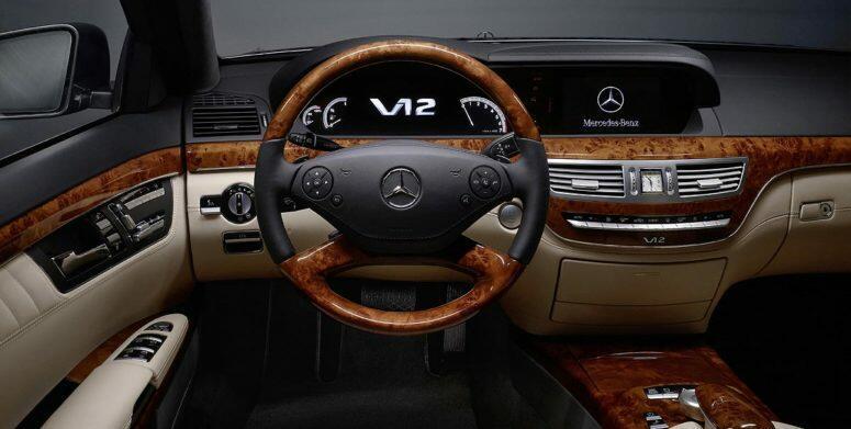 фото-2 Mercedes s-class
