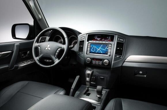 фото-2 Mitsubishi Pajero LPG