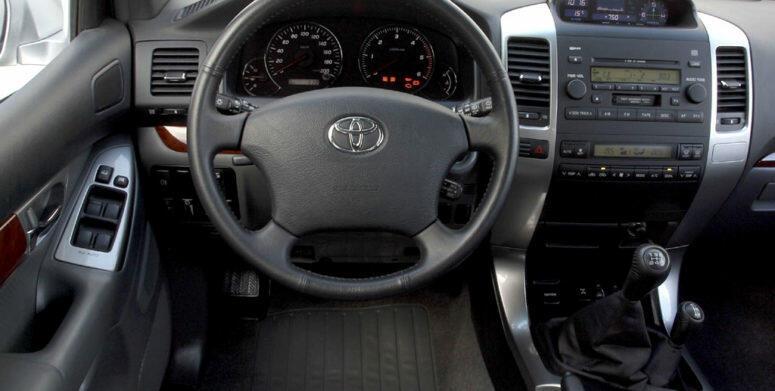 фото-2 Toyota Prado