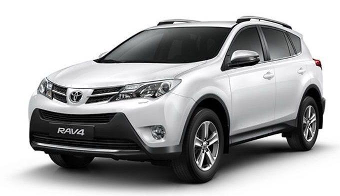 аренда Toyota Rav-4 в in Odessa недорого