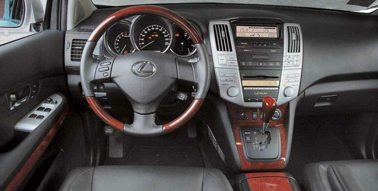 фото-2 Lexus RX 350 ГБО