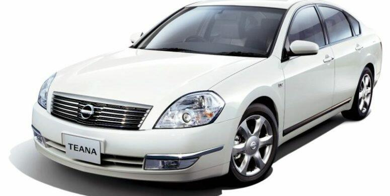 аренда Nissan Teana в in Kiev недорого