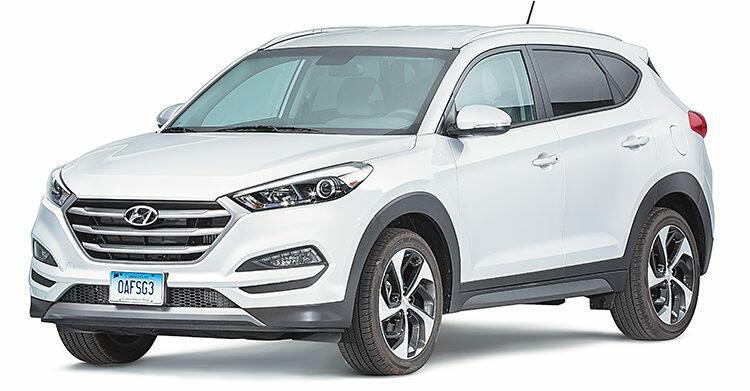 аренда Hyundai Tucson new в in Nikolaev недорого