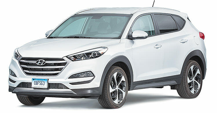 аренда Hyundai Tucson new в in Odessa недорого