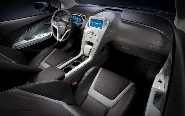 фото-2 Chevrolet Volt