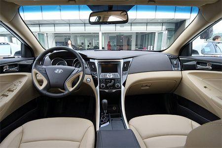 аренда Hyundai Sonata в Херсоні недорого