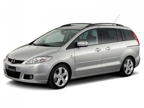 аренда Mazda 5 в in Kherson недорого