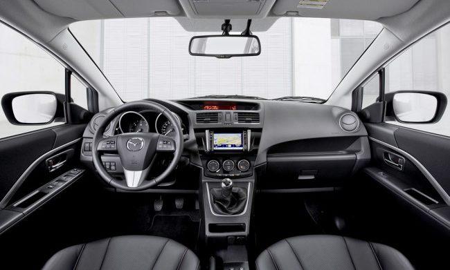 аренда Mazda 5 в Одессе недорого