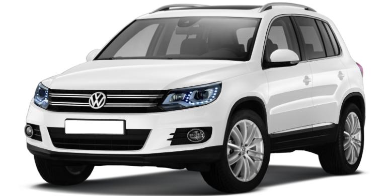 аренда Volkswagen Tiguan в Херсоні недорого