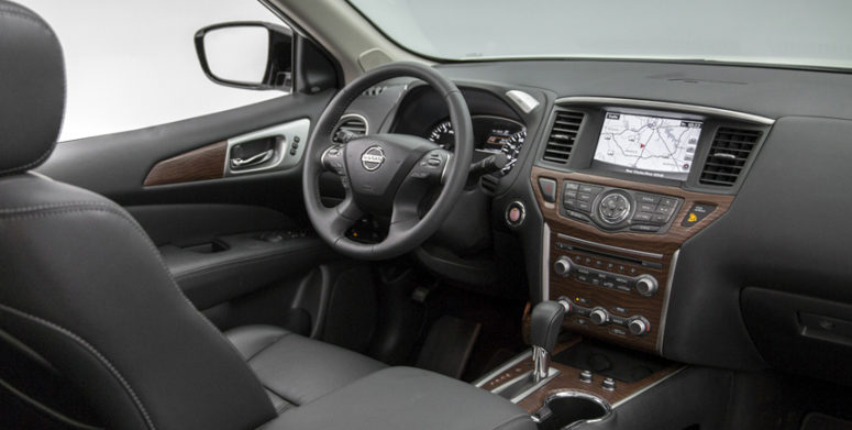 фото-2 Nissan Pathfinder